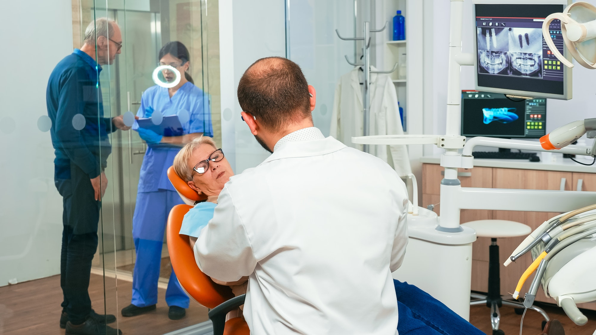 You are currently viewing Implant Retained Dentures